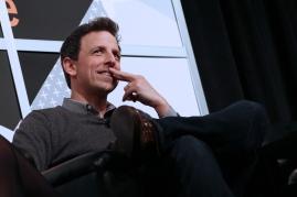 Inside Late Night With Seth Meyers, SXSW 2014