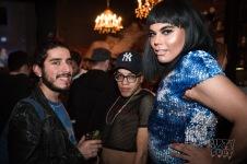 DJ Ickarus and Hannah Lou